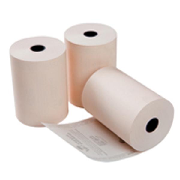Bobina ecf 80x40 papel t rmico salm o palha cx c 30 - Papel aislante termico ...